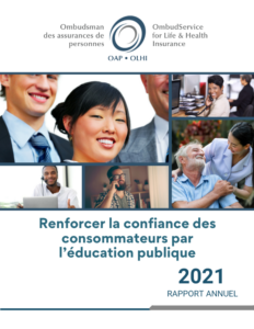 OAP 2021 Rapport Annuel en français